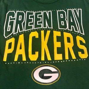 NFL Team Apparel Green Bay Packers tank